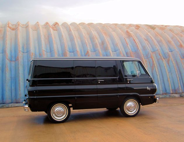 2015 Ram ProMaster City early 60's Dodge van