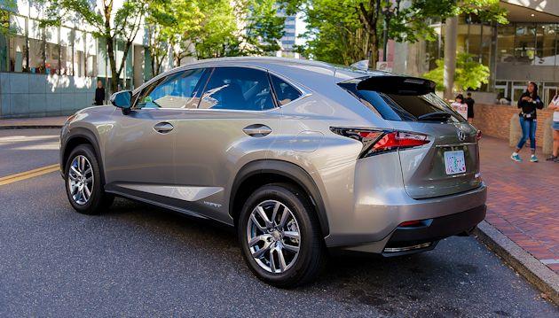 2015 Lexus NX 1