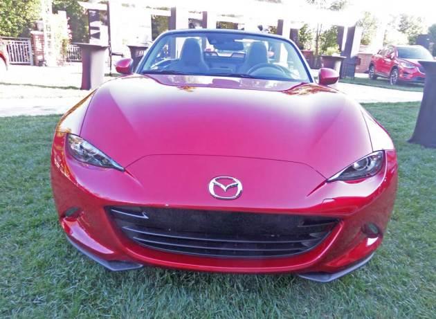 Mazda-MX-5-Miata-Nose