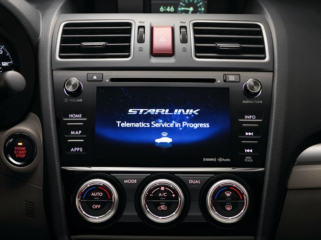 2016 Subaru Forester Starlink