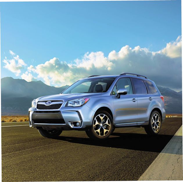 2016 Subaru Forester front q