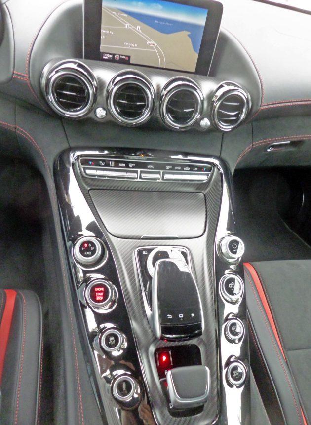 MBZ AMG GT S Cnsl