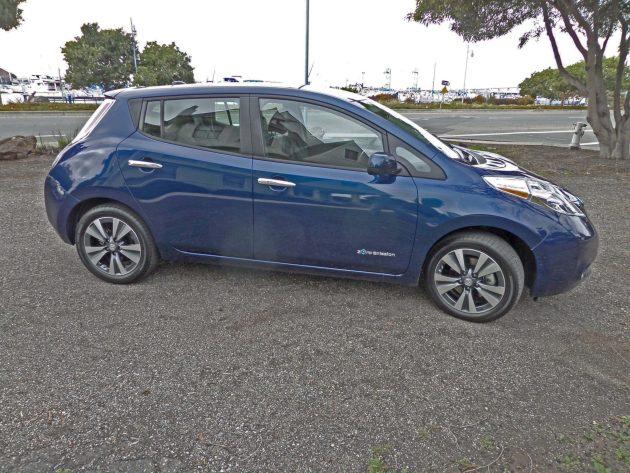 Nissan Leaf RSD