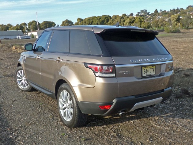 Range Rover Sport HSE Td6 LSR