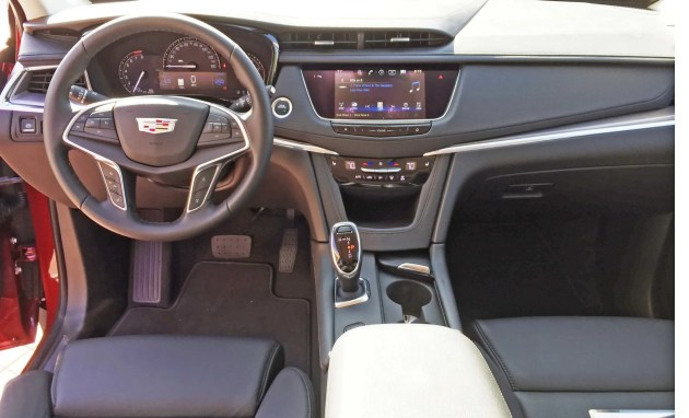 Cadillac XT5 Dsh