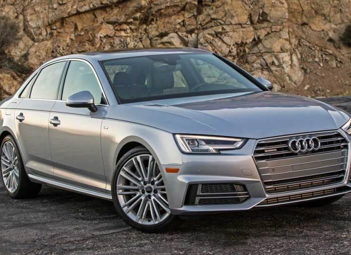 Audi A Sedan Test Drive Our Auto Expert - Audi test drive