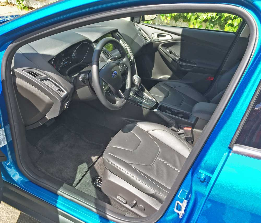 Ford focus int