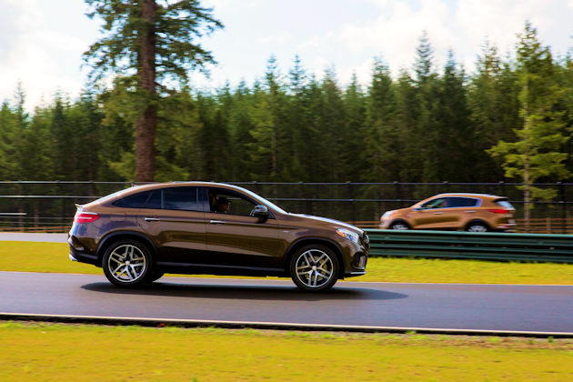 2016 Mercedes GLE450 Coupe