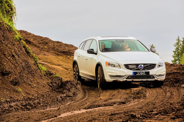 2860 Volvo V60 Cross Country T5