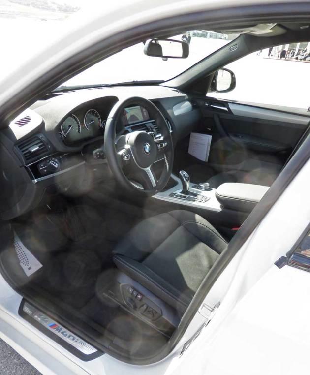 BMW-X4-M40i-Int