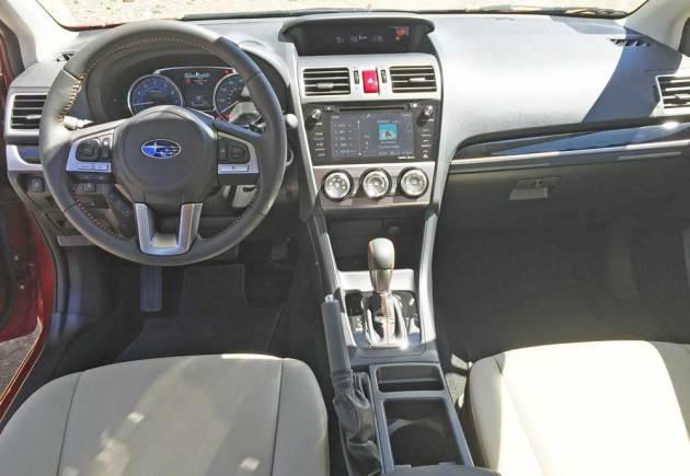 Subaru-Crosstrek-Dsh