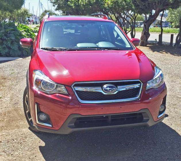 Subaru-Crosstrek-Nose