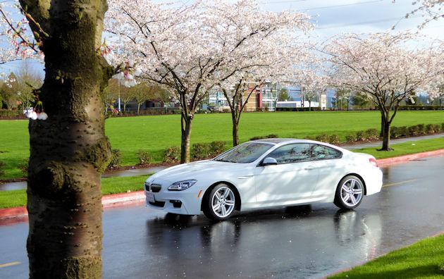 2016 BMW640i front q