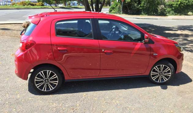 Mitsubishi Mirage Gt >> 2017 Mitsubishi Mirage GT Hatch Test Drive – Our Auto Expert