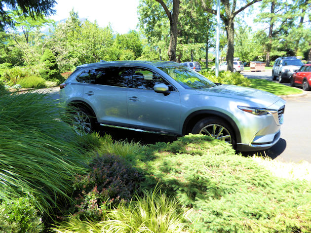 2016 Mazda CX-9 fornt q