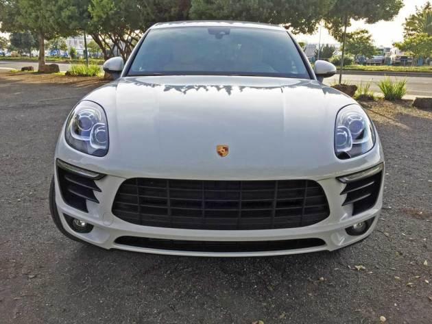 Porsche-Macan-Nose