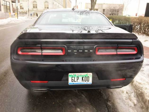 Dodge-Challenger-GT-AWD-Tail