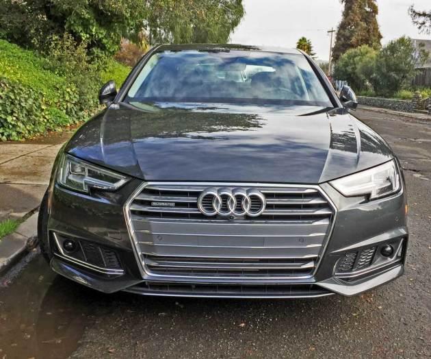 Audi-A4-2.0T-Nose