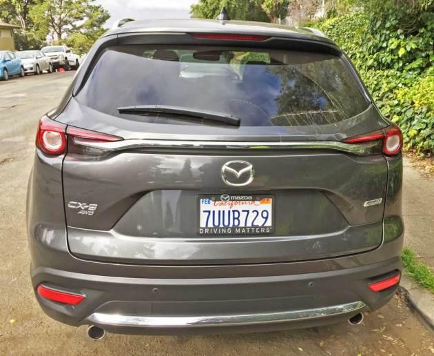 Mazda-CX-9-Tail