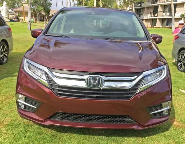 Honda-Odyssey-Nose