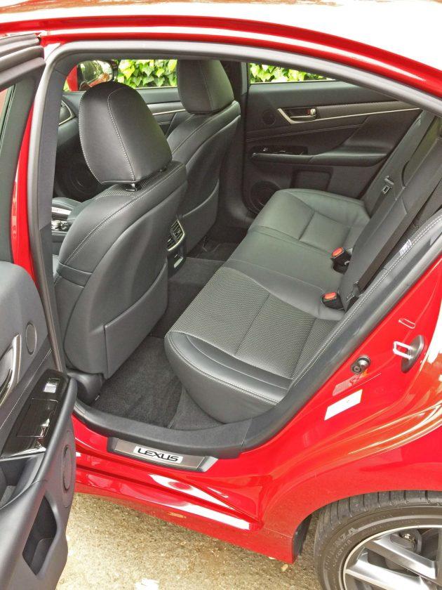Lexus GS350 F-Sport RInt
