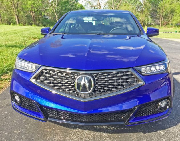 Acura TLX AS Nose
