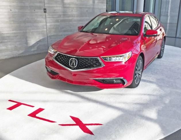 Acura TLX-Advance LSF