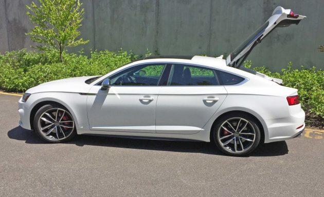 Audi S5 LSDHO