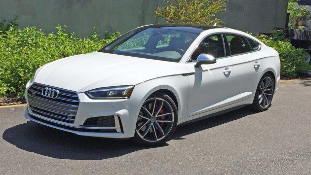 Audi S5 LSFW