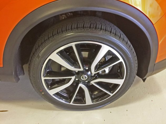 Nissan Rogue Sport Whl