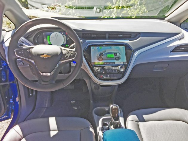 Chevy Bolt EV Dsh