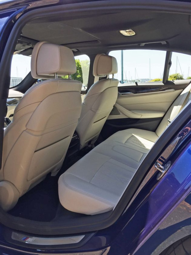 BMW 540i RInt
