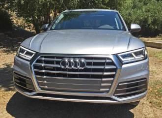 Audi-Q5-Nose