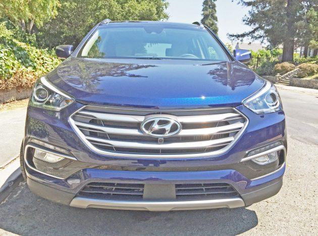 Hyundai Santa Fe Sport Nose