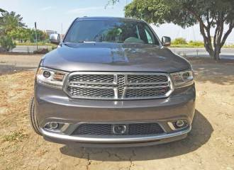 Dodge-Durango-Nose