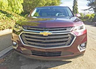 Chevy-Traverse-Premiere-Nose