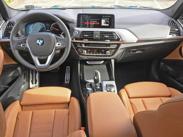 An Optional Luxury Package Is Available For The First Time In X3 Model Range Showcase Elegant Character With Features Such As Chrome Kidney Grille