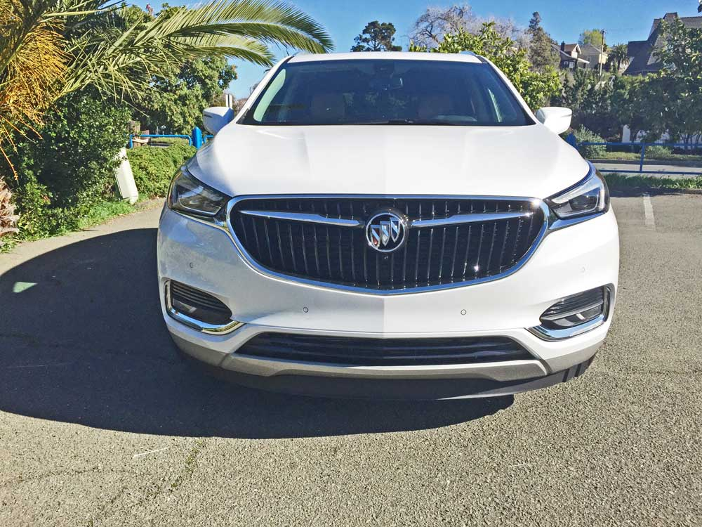 2018 buick enclave premium 1sn awd test drive our auto. Black Bedroom Furniture Sets. Home Design Ideas