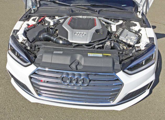 Audi S5 Sportback Eng