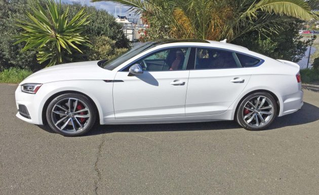 Audi S5 Sportback LSD