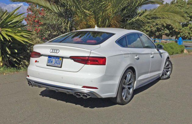 Audi S5 Sportback RSR