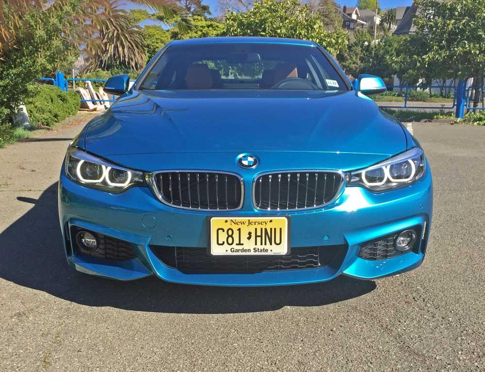 BMW-430i-Cpe-Nose