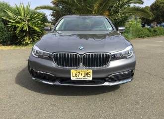 BMW-740e-xDrive-Nose