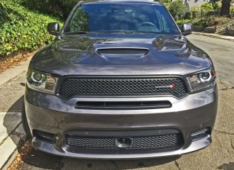 Dodge Durango R/T Nose