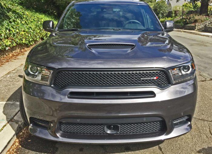 Dodge Durango R/T Nose