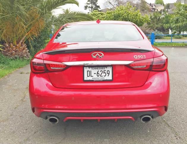 Infiniti-Q50-Red-Sport-400-Tail