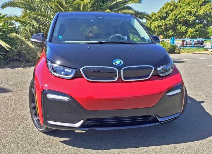 BMW I3 S RSF