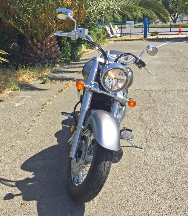 Suzuki Blvd C50 FF
