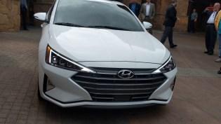 Surprise World Unveiling 2019 Hyundai Elantra