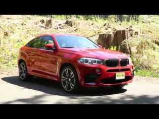2018 BMW X6M